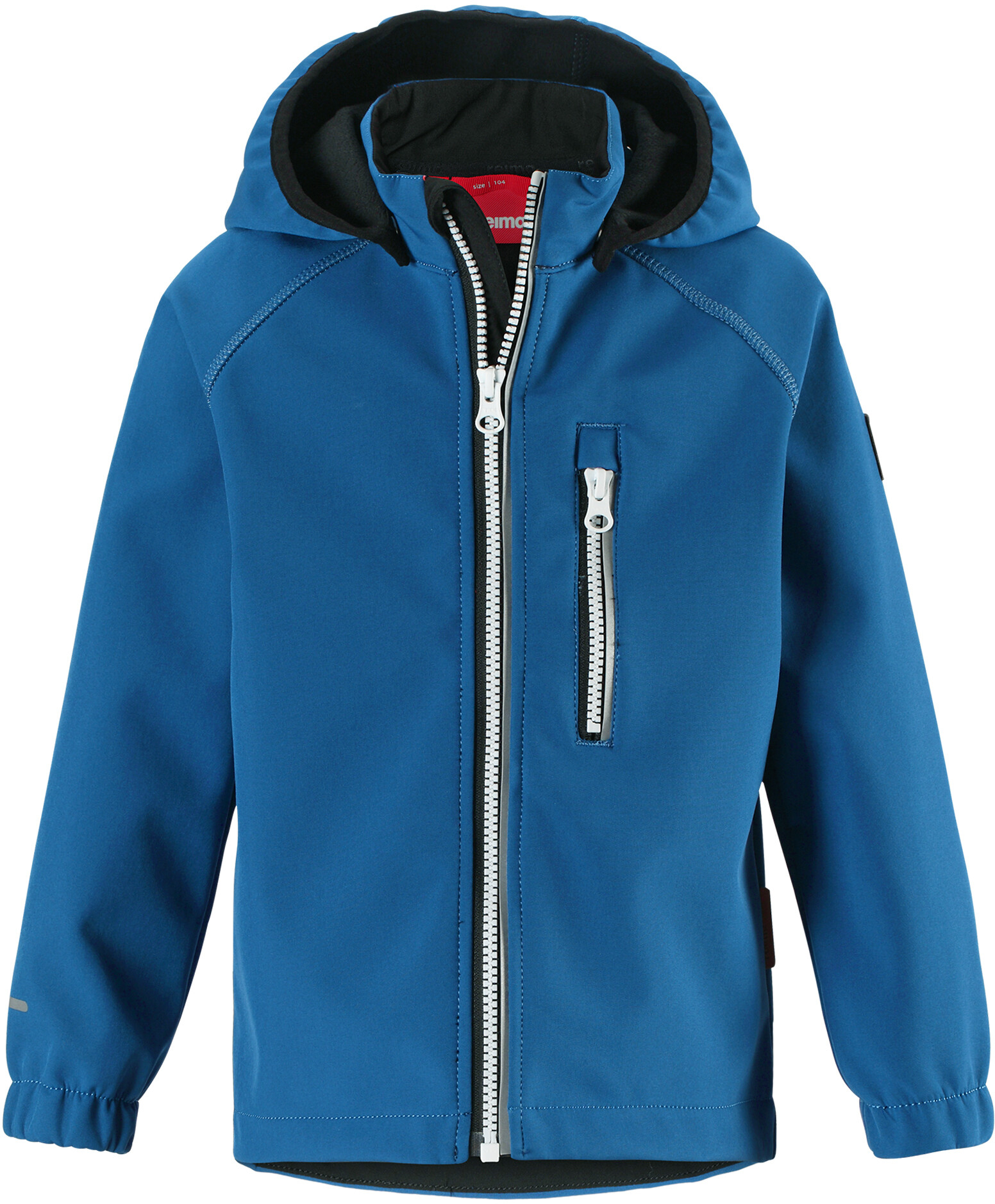 507b8f8b Reima Vantti Softshell Jacket Børn, dark denim   Find outdoortøj ...